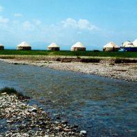 озеро Сонг-Кёль, Базар-Курган