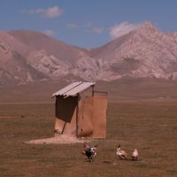 Where is the toilet???, Базар-Курган