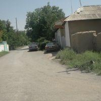 Nurgazieva-Aytmatova street, Баткен