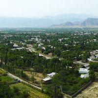 吉尔吉斯斯坦--巴特肯州府, Баткен