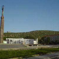 novaya plowad, Джалал-Абад
