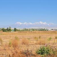Kyrgyzstan, Jalal-Abad / Кыргызстан, Джалал-Абад, в районе Аэропорта, Джалал-Абад