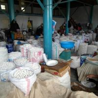 Kyrgyzstan, Jalal-Abad, Central Market, Kurt / Кыргызстан, Джалал-Абад, Центральный рынок, Курт, Джалал-Абад