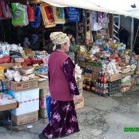na bazaru, Исфана