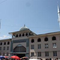 Kara-Suu mosque, Кара-Суу