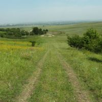 Спуск 2012, descent, Карамык