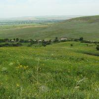 Хутор Возрождение С Возвышенности 2012, Renaissance Hills Farm C, Карамык