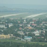 Взлетная Полоса С Возвышенности  2012, On the Runway Hills, Карамык