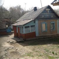 Киргизия г. Кок-Янгак ул. Ломоносова 11. здесь жили Кравчишины, Кок-Янгак