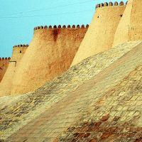 fortezza, Кызыл-Кия