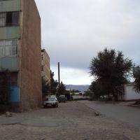 1-ый микрорайон, Кызыл-Кия