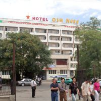 Hotel Osh nuru, Ош