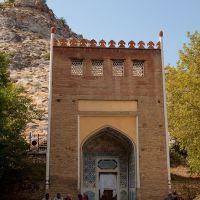 Asaf Ibn Burhiya mausoleum in Osh, Ош