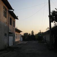 Osh, uzbek quarter, Ош