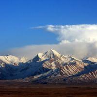 Zaalay mountain range / Заалайский хребет, Сары-Таш