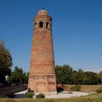 Minaret in Uzgen, Узген