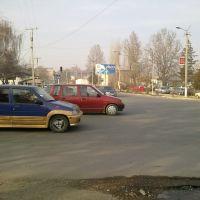 Дорога Ош-Бишкек г. Узген, Узген
