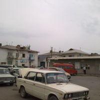 автостоянка, Узген