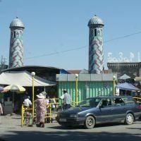 Базар в Узгене, Узген