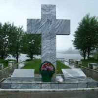 Краснотурьинск, памятник трудармейцам., Фрунзе