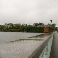 Краснотурьинск. Вид с плотины., Фрунзе