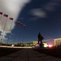 Под звездным небом, Фрунзе