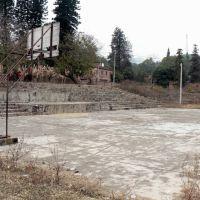 篮球场, Аксу