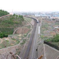雅玛里克山铁路隧道上, Урумчи