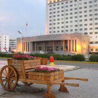 市政厅 (周建泽摄), Маньчжурия