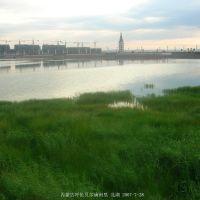 满洲里 北湖 bei hu, Маньчжурия