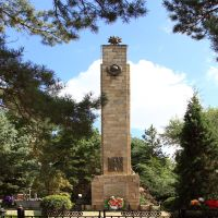 Памятник воинам Советской Армии, Маньчжурия