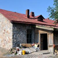 俄式石头房, Маньчжурия