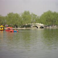 园中湖, Баотоу