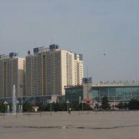 神华公寓(Shenhua Apartment), Баотоу