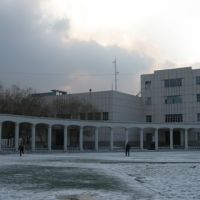 图书馆, Баотоу