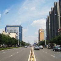 铁侠客走遍中国--2012年7月--包头市区风光, Баотоу