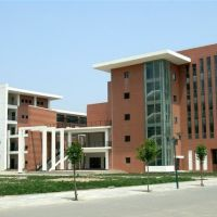 2# Teaching Building (Lanzhou University of Technology - West Campus) 2号教学楼, Ланьчжоу