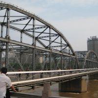 黄河第一桥-中山桥, Ланьчжоу