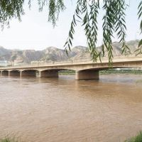 十里店桥 Shilidian Bridge, Ланьчжоу