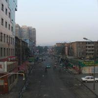 20090806_兰州建兰南路(去兰州西站方向), Ланьчжоу