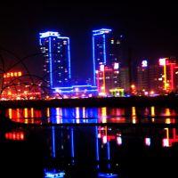 兰州夜景-----宝存, Ланьчжоу