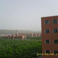 6号楼观, Ланьчжоу