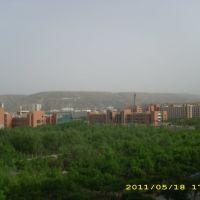 工大6号楼拍摄, Ланьчжоу