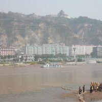 絲綢之路 蘭州黃河, Ланьчжоу