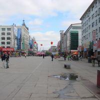尚志步行街, Аншань