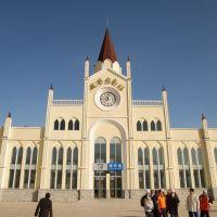 亚布力南站, Аншань