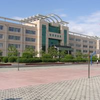 新教學樓 New Teaching Building of Shangzhi High-school, Аншань