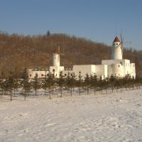 Yabuli Windmill Skii Resort, Аншань