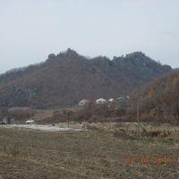 三道关的北黄山景区, Аншань
