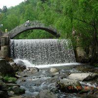 小九寨水帘洞, Аншань